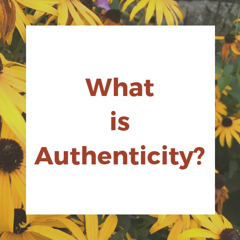 Branded What is Authenticity